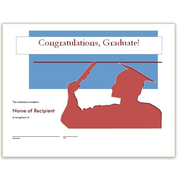 Congratulations certificate template word mandegarfo congratulations certificate template word yelopaper Gallery
